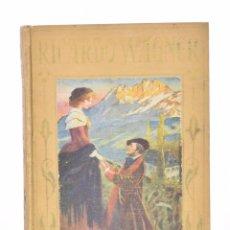 Libros antiguos: RICARDO WÁGNER: LA VIDA DEL GRAN MÚSICO - BENAVIDES, JOSÉ DE. Lote 69445413