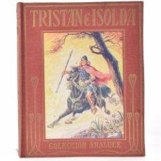 Libros antiguos - TRISTÁN E ISOLDA (LEYENDA ADAPTADA PARA LOS NIÑOS POR MANUEL VALLVÉ) - VALLVÉ, Manuel - 69445673