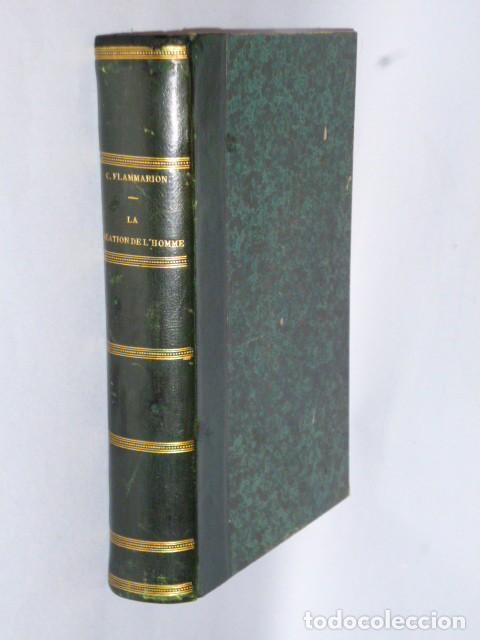 LA CRÉATION DE L´HOMME ET LES PREMIERS ÂGES DE L´HUMANITÉ.(1887) (Libros Antiguos, Raros y Curiosos - Otros Idiomas)