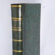 Libros antiguos: LA CRÉATION DE L´HOMME ET LES PREMIERS ÂGES DE L´HUMANITÉ.(1887). Lote 69681241