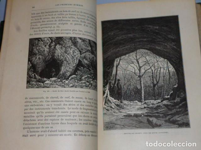 Libros antiguos: LA CRÉATION DE L´HOMME ET LES PREMIERS ÂGES DE L´HUMANITÉ.(1887) - Foto 5 - 69681241