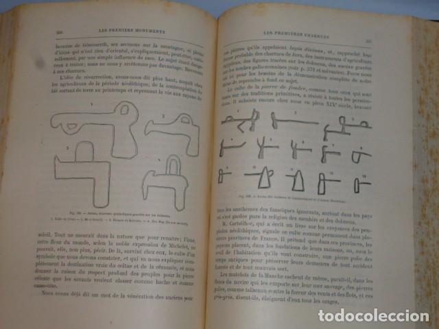 Libros antiguos: LA CRÉATION DE L´HOMME ET LES PREMIERS ÂGES DE L´HUMANITÉ.(1887) - Foto 11 - 69681241