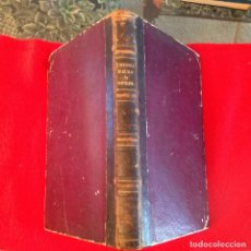 Libros antiguos: HISTORIA GIL BLAS DE SANTILLANA, DE LESAGE, 360 PÁGINAS, 20 GRABADOS A PLENA PÁGINA, HOLANDESA.. Lote 69687329