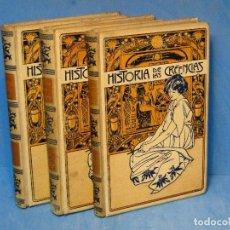 Libros antiguos: HISTORIA DE LAS CREENCIAS: SUPERSTICIONES, USOS Y COSTUMBRES.-NICOLAY, FERNANDO. Lote 69699353