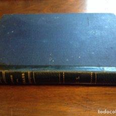 Libros antiguos: MISTERIOS DEL VATICANO O LOS SUBTERRÁNEOS DE ROMA , LEO TAXIL Y KARL MILO TOMÓ II 1885. Lote 69828237