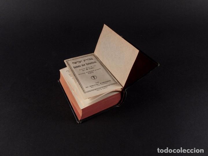 Libros antiguos: GEBETE DER ISRAELITEN 1929 - Foto 3 - 69840913