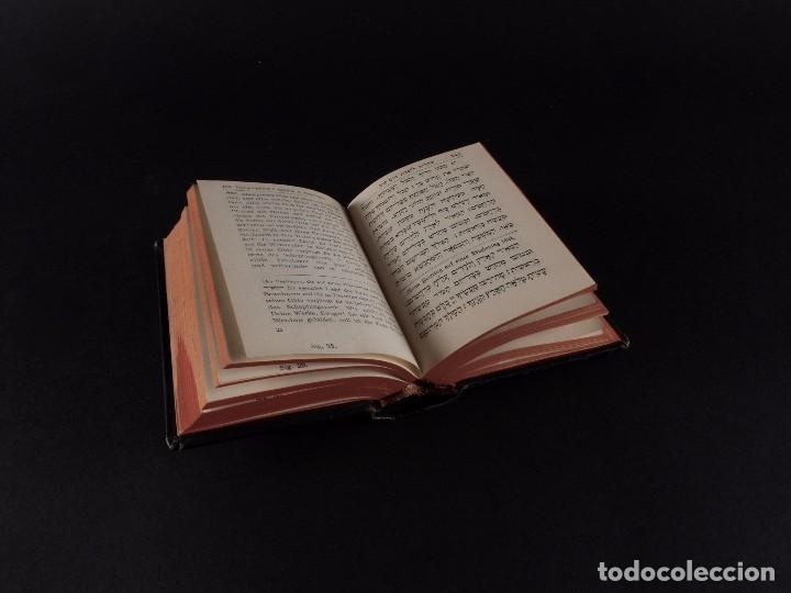 Libros antiguos: GEBETE DER ISRAELITEN 1929 - Foto 4 - 69840913