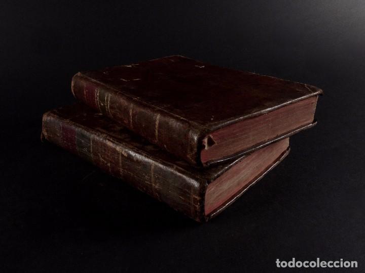 SALA INSTITUTIO ROMANO 2 TOMOS 1798 (Libros Antiguos, Raros y Curiosos - Otros Idiomas)