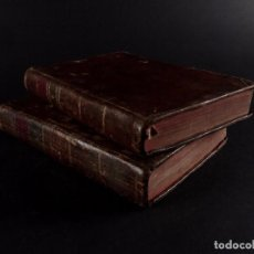 Libros antiguos: SALA INSTITUTIO ROMANO 2 TOMOS 1798. Lote 69986953
