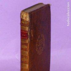 Libros antiguos: SOUVENIRS D´UN JEUNE VOYAGEUR, OU RECITS ET FAITS REMARQUABLES DES PLUS CÉLÈBRES VOYAGEURS MODERNES . Lote 70188509
