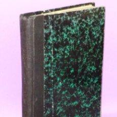 Libros antiguos: COURS DE CHIMIE. DEUXIÈME PARTIE: METAUX. Lote 70188529