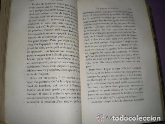 Libros antiguos: HISTOIRE DU ROI HENRI LE GRAND - Foto 5 - 70236641