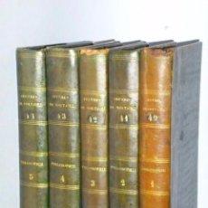 Libros antiguos: PHILOSOPHIE GENERALE. METAPHYSIQUE MORALE, ET THÉOLOGIE. (VOLTAIRE, 5 TOMOS, 1785). Lote 70248189