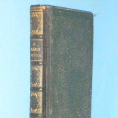 Libros antiguos: LA FRANCE AU DOUZIÈME SIÈCLE, PENDANT LES RÈGNES DE LOUIS LE GROS ET DE LOUIS LE JEUNE. Lote 70248745