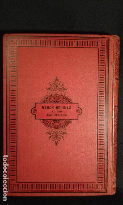 Libros antiguos: Misterios de la ciencia. Magnetismo animal, sonambulismo,hipnotismo,espiritismo...Baeza Salvador. Ba - Foto 5 - 70391065