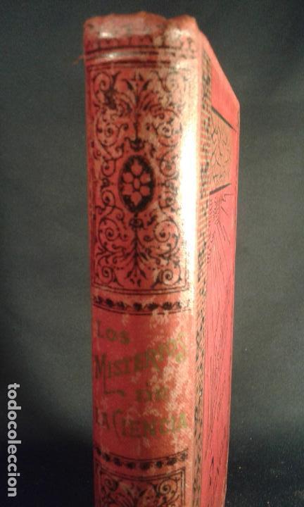 Libros antiguos: Misterios de la ciencia. Magnetismo animal, sonambulismo,hipnotismo,espiritismo...Baeza Salvador. Ba - Foto 6 - 70391065