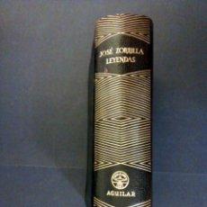 Libros antiguos: JOYA, ZORRILLA, SEGUNDA EDICIÓN, AGUILAR. Lote 70403281