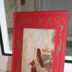 Libros antiguos: TERESA DE JESUS, SU VIDA EXPLICADA A LA JUVENTUD POR JOSE BAEZA.ILUSTRACIONES MYRBACH.ARALUCE 1929. Lote 70412489