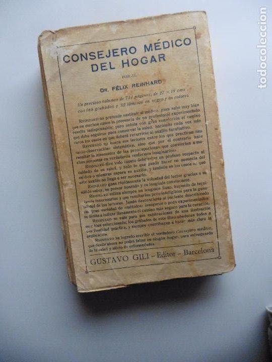 Libros antiguos: TARZAN E,RICE BURROUGHS TOMOS 1-3-4-5-6-7-8-9- 1933 ORIGINAL - Foto 4 - 70443513