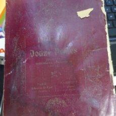 Libros antiguos: L' ÉCRIN AUX DOUZE PERLES EPISODES INTÉRESANTS, INSTRUCTIFS ET MORAUX SIGLO XIX. Lote 70457433