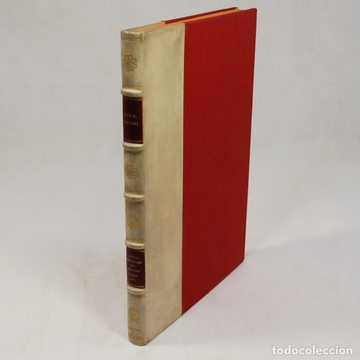 Libros antiguos: IMPRESORES Y LIBROS IMPRESOS EN ARAGÓN - SANCHEZ (Juan M.) - Foto 2 - 54240294