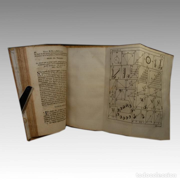 Libros antiguos: COMPENDIO MATHEMATICO TOMO IV (1757) - Foto 3 - 54240665