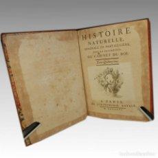 Libros antiguos: HISTORIA NATURAL (BUFFON 1ª EDICIÓN 1766). Lote 54240852