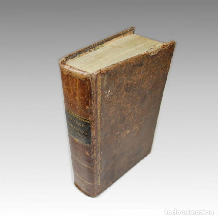 Libros antiguos: RECUERDOS DE UN VIAGE POR ESPAÑA (1849) - Foto 4 - 54240913