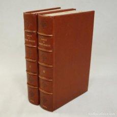 Libros antiguos: GOUVERNEMENT DES COLONIES FRANÇOISES (1771). Lote 54240927