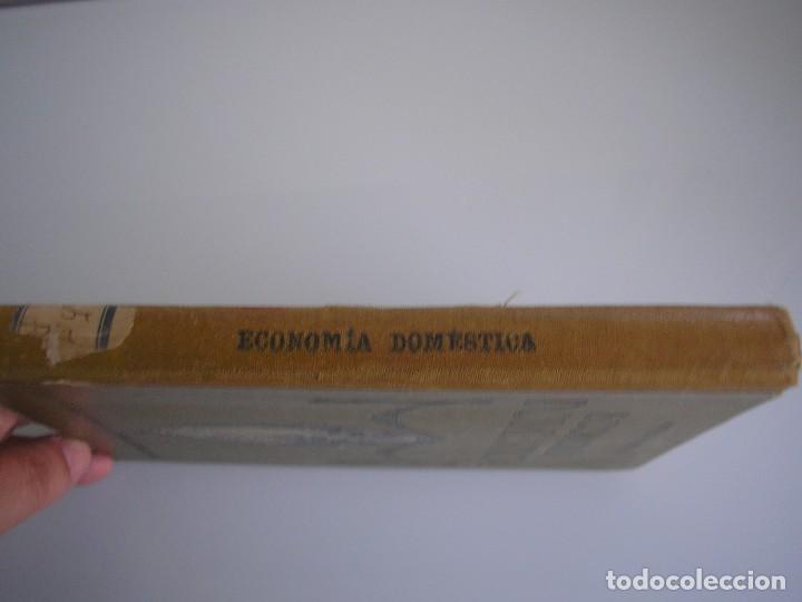 Libros antiguos: Economía doméstica - Adelina B. Estrada - Seix & Barral Herms. - Economía - Foto 3 - 70564325