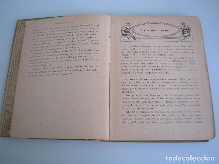 Libros antiguos: Economía doméstica - Adelina B. Estrada - Seix & Barral Herms. - Economía - Foto 6 - 70564325