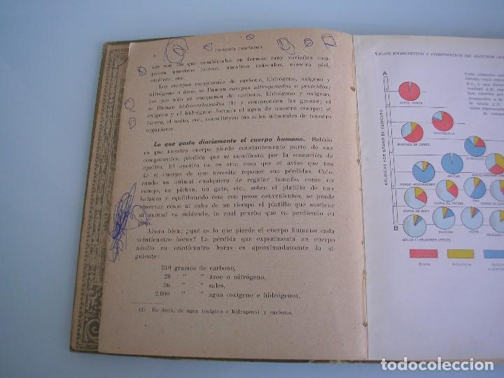 Libros antiguos: Economía doméstica - Adelina B. Estrada - Seix & Barral Herms. - Economía - Foto 8 - 70564325