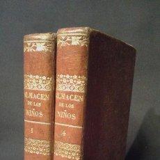 Livres anciens: ALMACÉN DE LOS NIÑOS. BEAUMONT. GUITET. BURDEOS. TOMOS 1 Y 4. 1824.. Lote 70567869