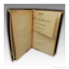 Libri antichi: GUERRA DE LA RESTAURACION EN SANTO DOMINGO (1870) - RAMON GONZALEZ TABLAS. Lote 54241374