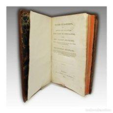 Libros antiguos: TRATADO DE LA HUERTA (BOUTELOU 1801). Lote 54241415