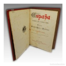 Libros antiguos: CUBA PUERTO, RICO Y FILIPINAS (1887). Lote 54241530