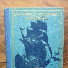 Libros antiguos: HERNÁN CORTÉS O LA CONQUISTA DE MÉJICO. JOSÉ ESCOFET. 1925.. Lote 71163957