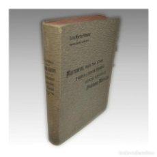 Libros antiguos: ESTUDIOS GEOGRÁFICOS MARRUECOS SAHARA GUINEA (1908). Lote 54241790