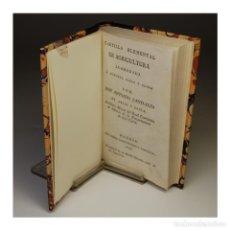 Libros antiguos: CARTILLA ELEMENTAL DE AGRICULTURA (1808). Lote 54242026