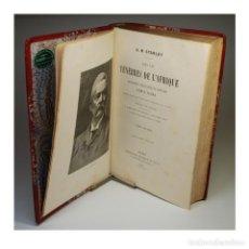 Libros antiguos: DANS LES TÉNÈBRES DE L'AFRIQUE (1890). Lote 54242040