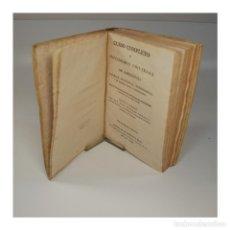 Libros antiguos: DICCIONARIO UNIVERSAL DE AGRICULTURA (ROZIER). Lote 54242101