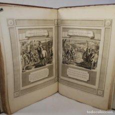 Libros antiguos: HISTOIRE DE LA GUERRE DES BATAVES ET DES ROMAINS (1770). Lote 57375195