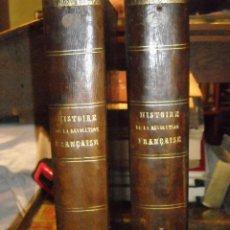 Livres anciens: LA REVOLUTION FRANCAISE PAR LOUIS BLANC. Lote 71245035