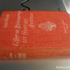 Libros antiguos: 1925 L´ART DE RECONNAITRE LES GRAVURES ANCIENNES EMILE BAYARD. Lote 71587803