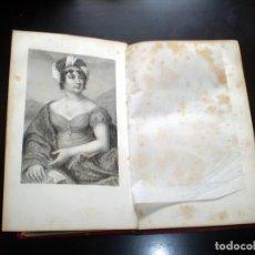 Libros antiguos: CORINNE OU L'ITALIE (MADAME DE STAËL)AÑO 1865.FRANCES.. Lote 71742019