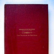 Libros antiguos: LOS CAZADORES DE CABELLERAS. CAPITÁN MAYNE REID. Lote 71811541