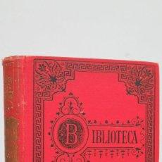 Libros antiguos: 1910.- ESTUDIOS HISTORICOS. MACAULAY. BIBLIOTECA CLASICA. Lote 71912219