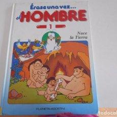 Libros antiguos: NACE LA TIERRA,NUMERO 1 ERASE UNA VEZ.... Lote 72776779