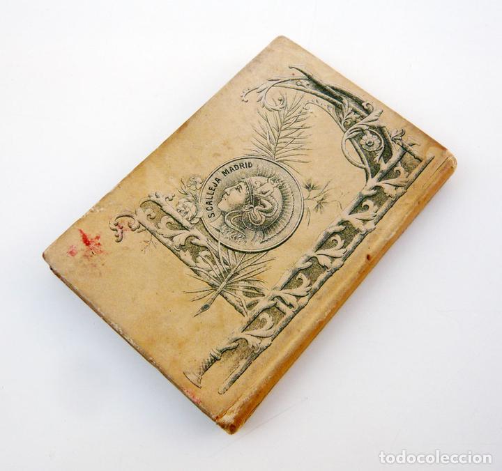 Libros antiguos: CIEN FORMULAS PARA PREPARAR PLATOS DE DULCE / M. ROSE / ED. CALLEJA 1900 / MUY DIFICIL/ BUEN ESTADO - Foto 7 - 72845771