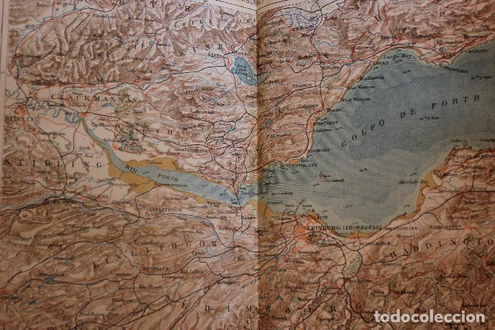 Libros antiguos: NUEVA GEOGRAFIA UNIVERSAL POR ELISEO RECLUS. EL PROGRESO 1892. PRIMERA SERIE EUROPA TOMO III. - Foto 10 - 72915663
